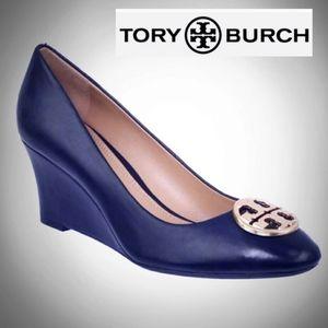 💜 NIB Tory Burch Chelsea Wedge Heels💜